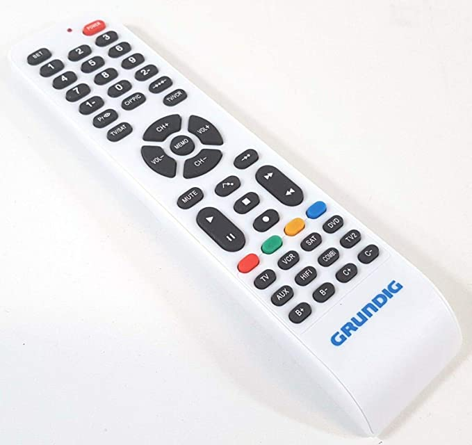 Grundig 11562 - Mando a distancia universal para TV: Amazon.es: Electrónica