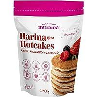 Morama Harina para Hotcakes, 400 g