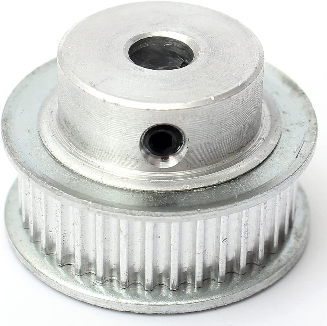 ILS 3 pieces 36T GT2 Aluminum Timing Drive Pulley For DIY 3D Printer