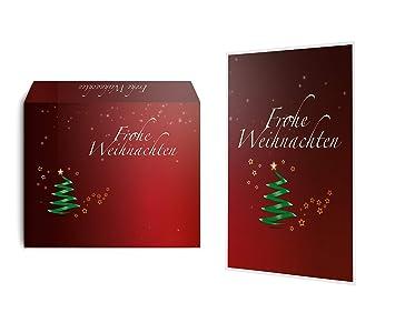 Christliche Weihnachtsgrüße Kostenlos.15 Weihnachtskarten Mit 15 Umschlägen Im Set Klappkarten Für Die