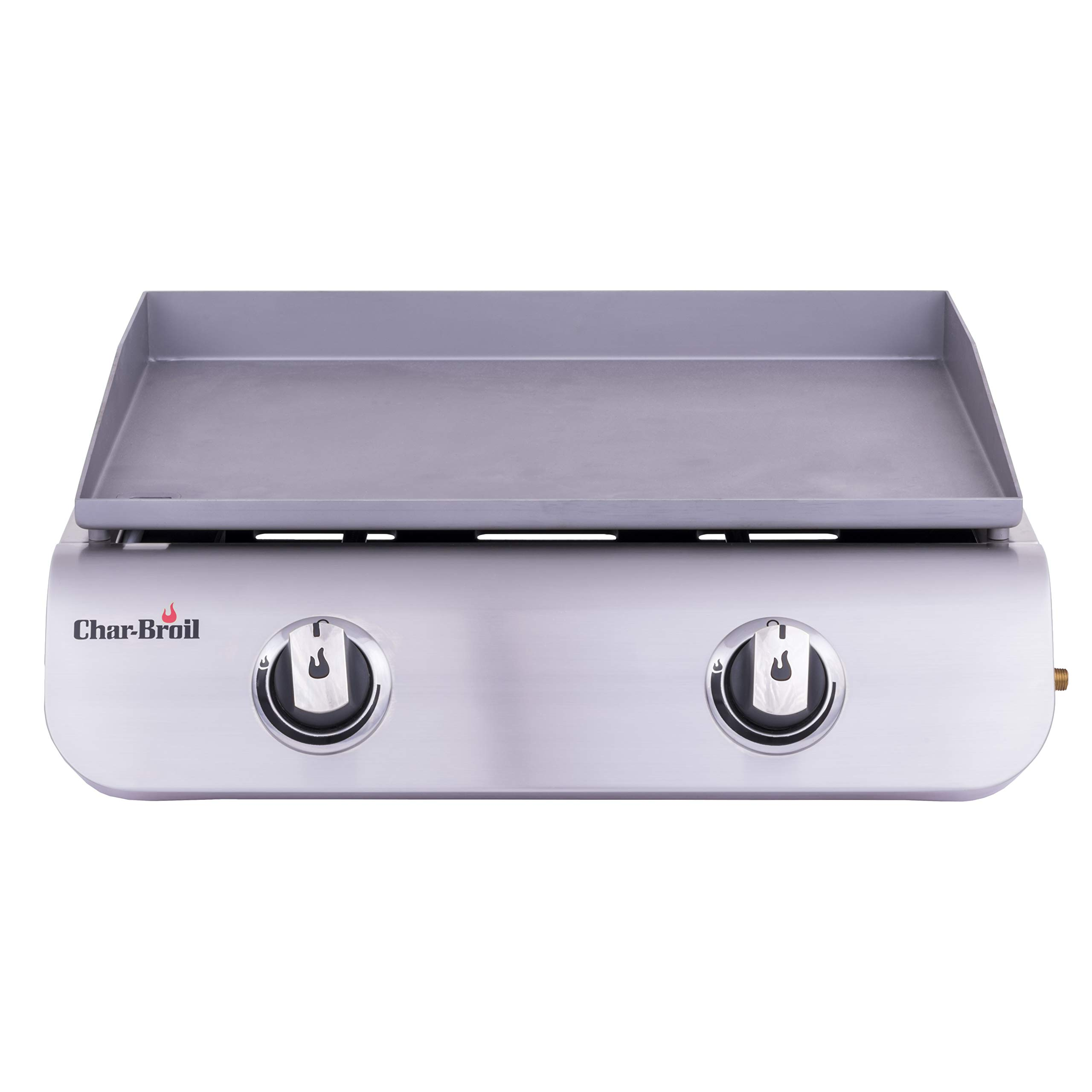 Char-Broil 19952085 22-inch 2-Burner Tabletop Gas Griddle, Gray by Char-Broil