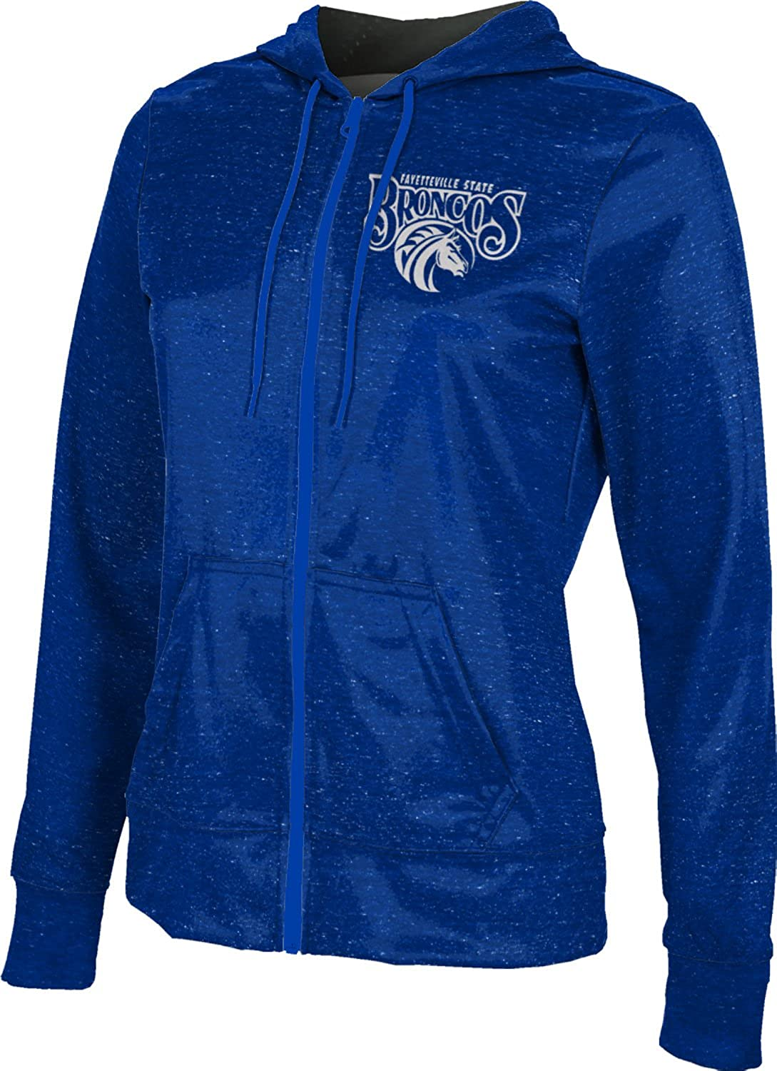 ProSphere Women's Fayetteville State University Heather Fullzip Hoodie