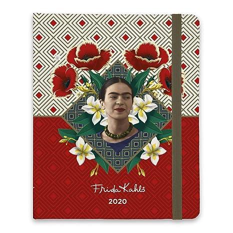 Close Up Agenda/Semanario 2019/20 Frida Kahlo - Portaretrato ...