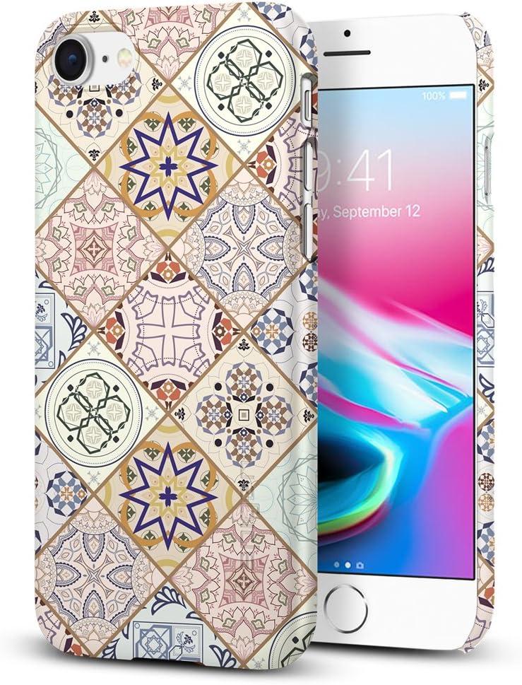 Spigen Thin Fit Arabesque Funda para teléfono móvil 11,9 cm (4.7