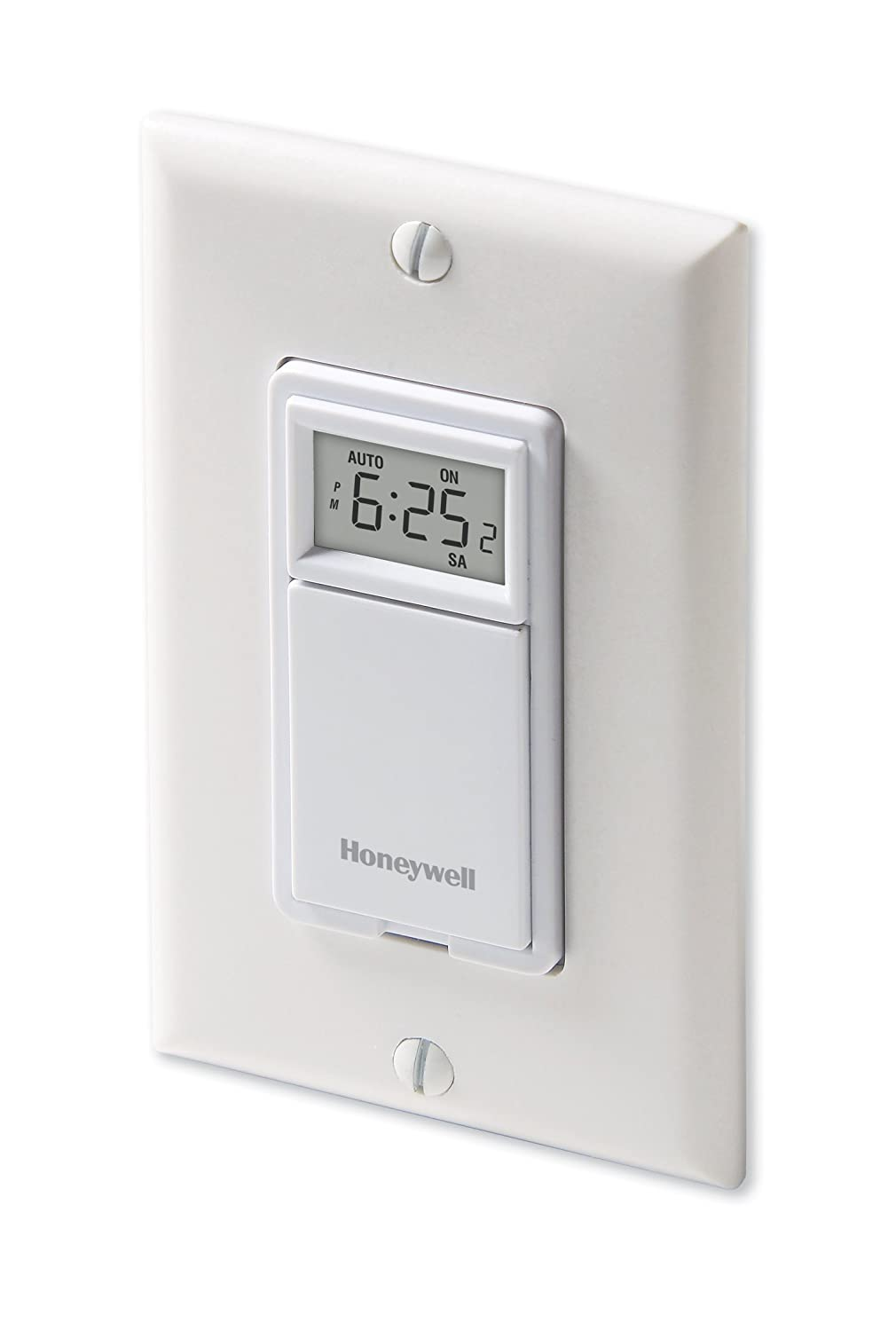 Amazon.com: Honeywell RPLS730B1000/U 7-Day Programmable Light Switch ...