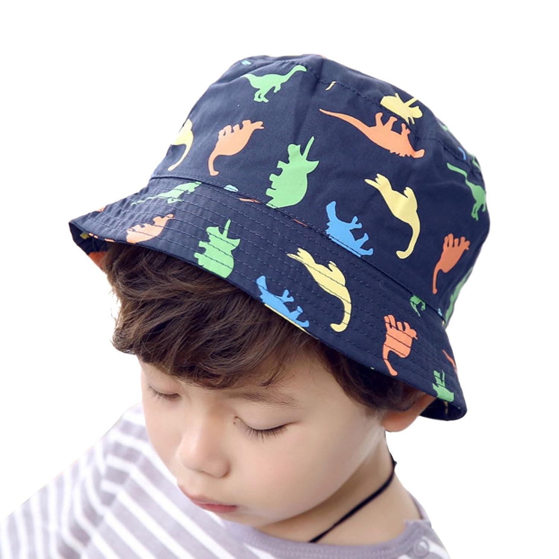 50% de descuento Feoya - Sombrero Estampado Dinosaurio para Bebé Niña Niño  de Pesca de 53282b1836e