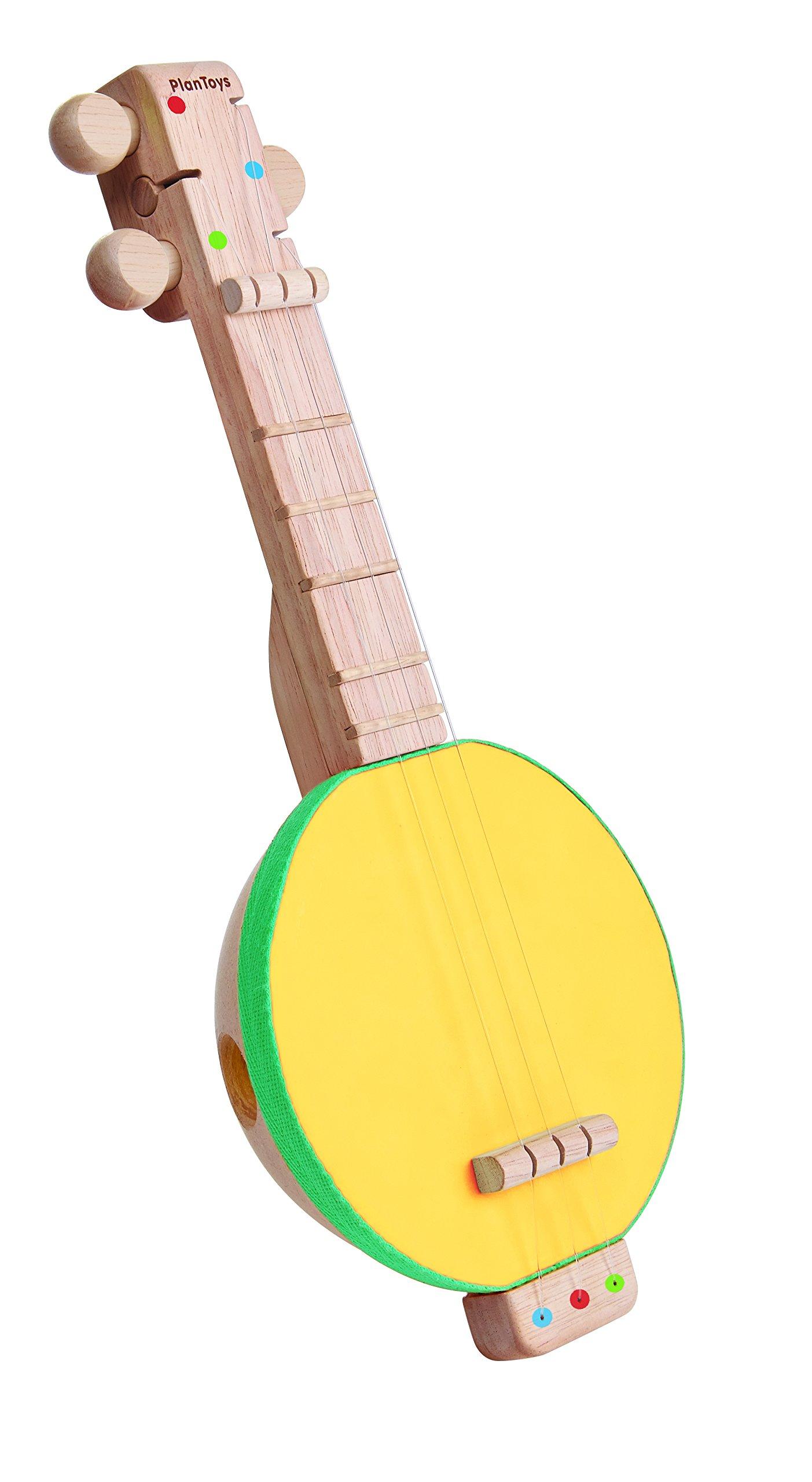 PlanToys 6436 Banjolele Music Set by PlanToys