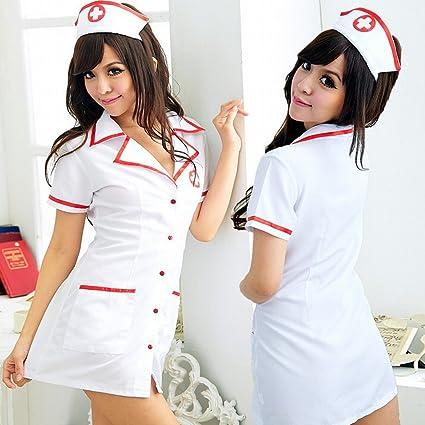 0a4cc7b80887 best xn adulto seoras ropa interior charm enfermera uniforme tentacin  enfermera set juego de rol with seoras de la limpieza.