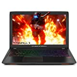 "ASUS ROG Strix GL553VE 15.6""  Gaming Laptop GTX 1050Ti 4GB Intel Core i7-7700HQ 16GB DDR4 256GB SSD + 1TB 5400RPM HDD RGB Keyboard"
