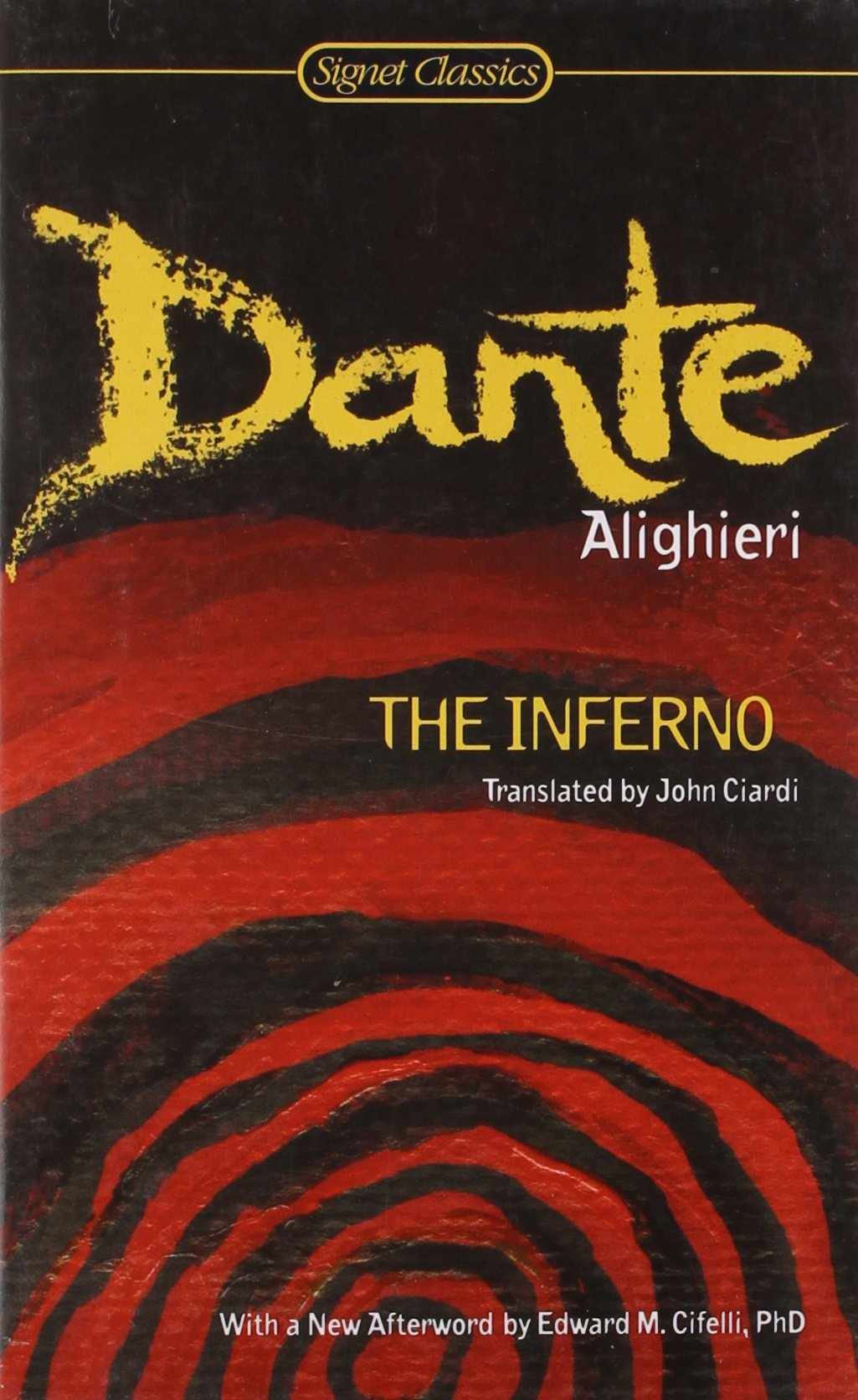 a literary analysis of the inferno by dante Lectura dantis: inferno xxxiii  for the contemporary reader of dante's  many literary analysts have found an interpretation of this scene that keeps ugolino.