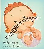 Mustache Baby (board book)