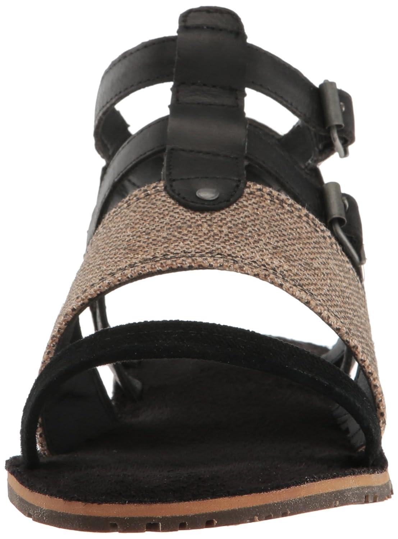 Caterpillar Women's B(M) Ensnare Sandal B01HO0YGYO 7 B(M) Women's US|Black ae7c8b