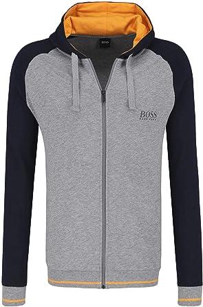 Hugo Boss Mens Mix/&Match Jacket H Black Size L