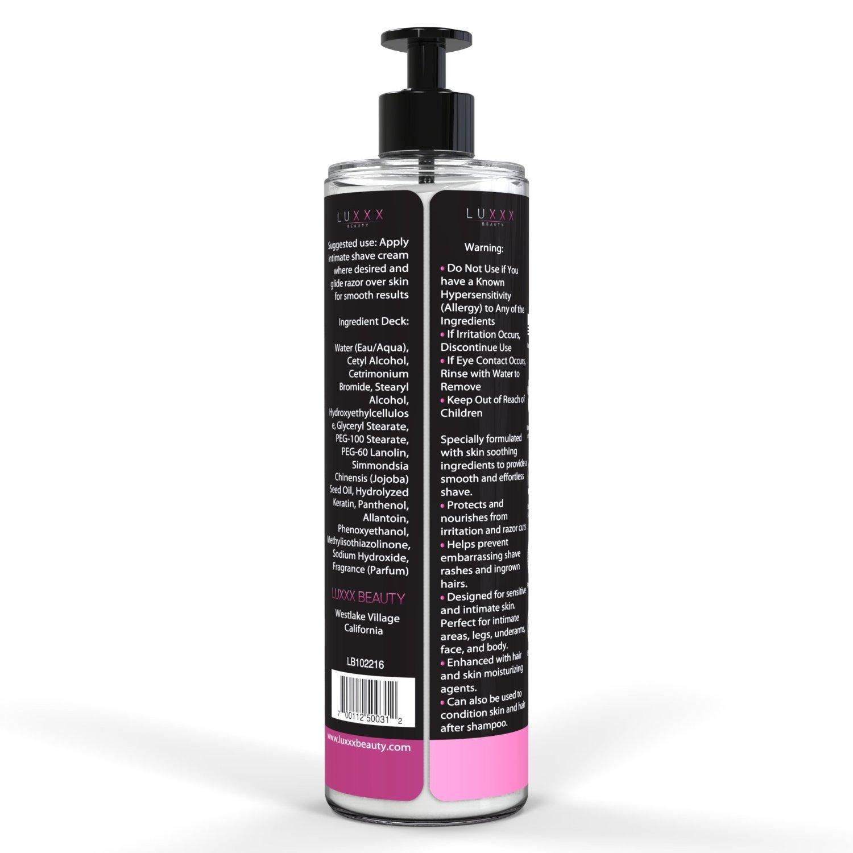 Amazon.com: Crema Para Afeitar Vello Pubico Para Mujeres - Crema Para Afeitar Zona Intima - Aroma Fresco: Health & Personal Care