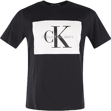 2 S Shirt Jeans Calvin Tee Regular J30j307427 T Homme Klein Tikimo dxBeCroW
