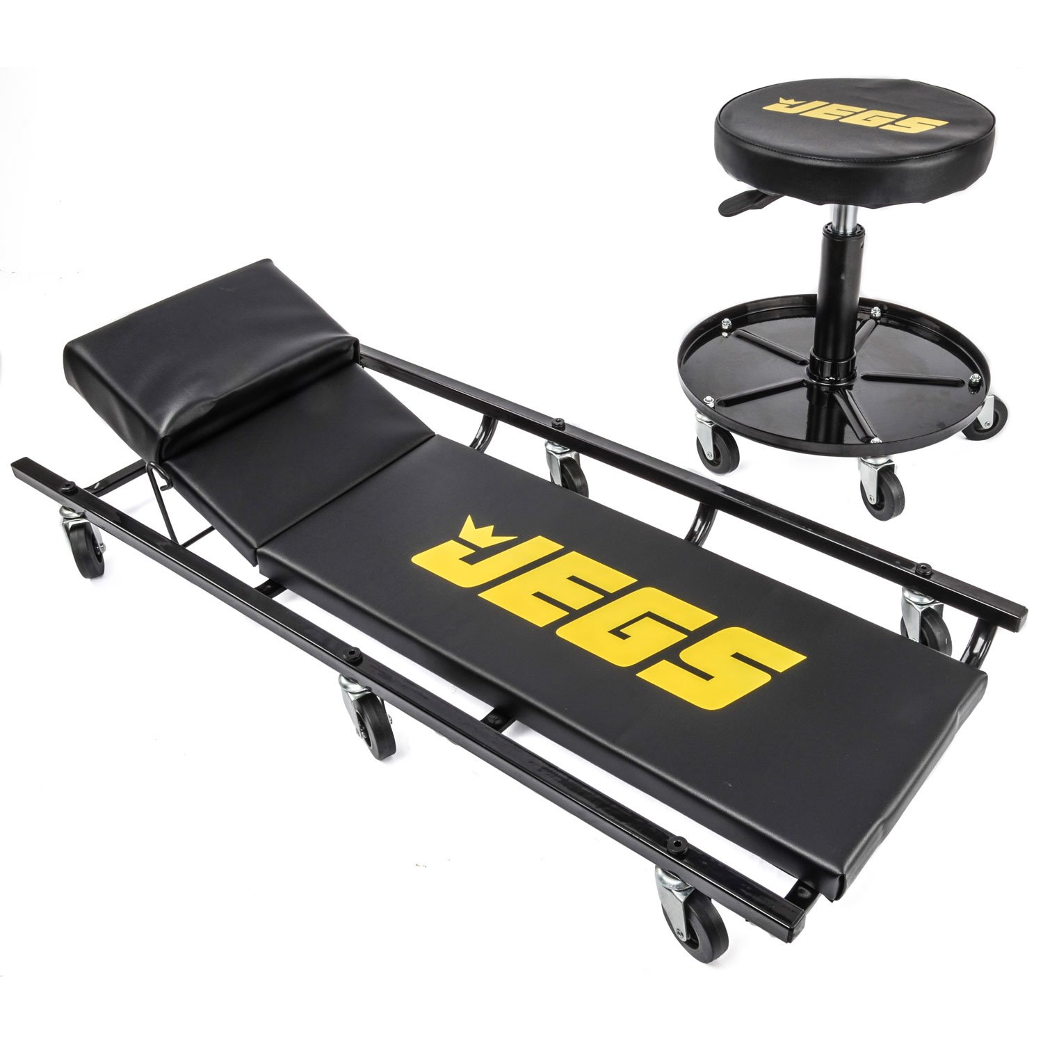 JEGS Performance Products 81160 Creeper and Air Seat Set by Jegs (Image #2)
