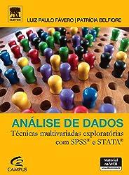 Análise de dados: Técnicas Multivariadas Exploratórias com SPSS e STATA