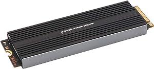 Advancing Gene NVMe M.2 2280 SSD Heatsinks Cooler, Universal Type (2nd Gen)