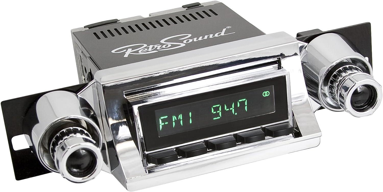 RetroSound LCB-126-55-75-B 1969-73 Ford Mustang Radio
