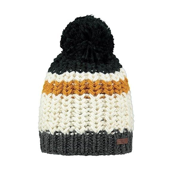 72b1421b Barts Men's Colton Beanie, Black, One Size: Amazon.co.uk: Clothing