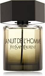 Yves Saint Laurent La Nuit De LHomme Eau de Toilette Spray, 3.3-
