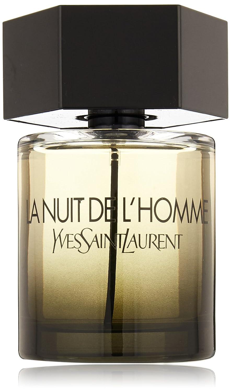 Yves Saint Laurent La Nuit De L'homme Eau De Toilette Spray, 3.3-Ounce 174638 90061_noaplica