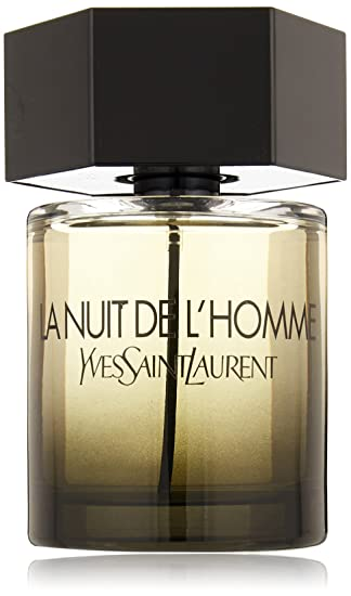 De Ml Laurent Saint 100 Nuit La L'homme Eau Yves Toilette yfb76Yg