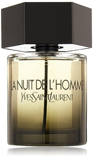 La Saint Nuit Hombre Yves L'homme Spray Laurent Toilette Para De Eau CordxeB
