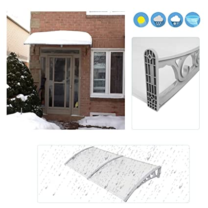 Amazon Com Door Window Outdoor Awning Patio Cover Diy