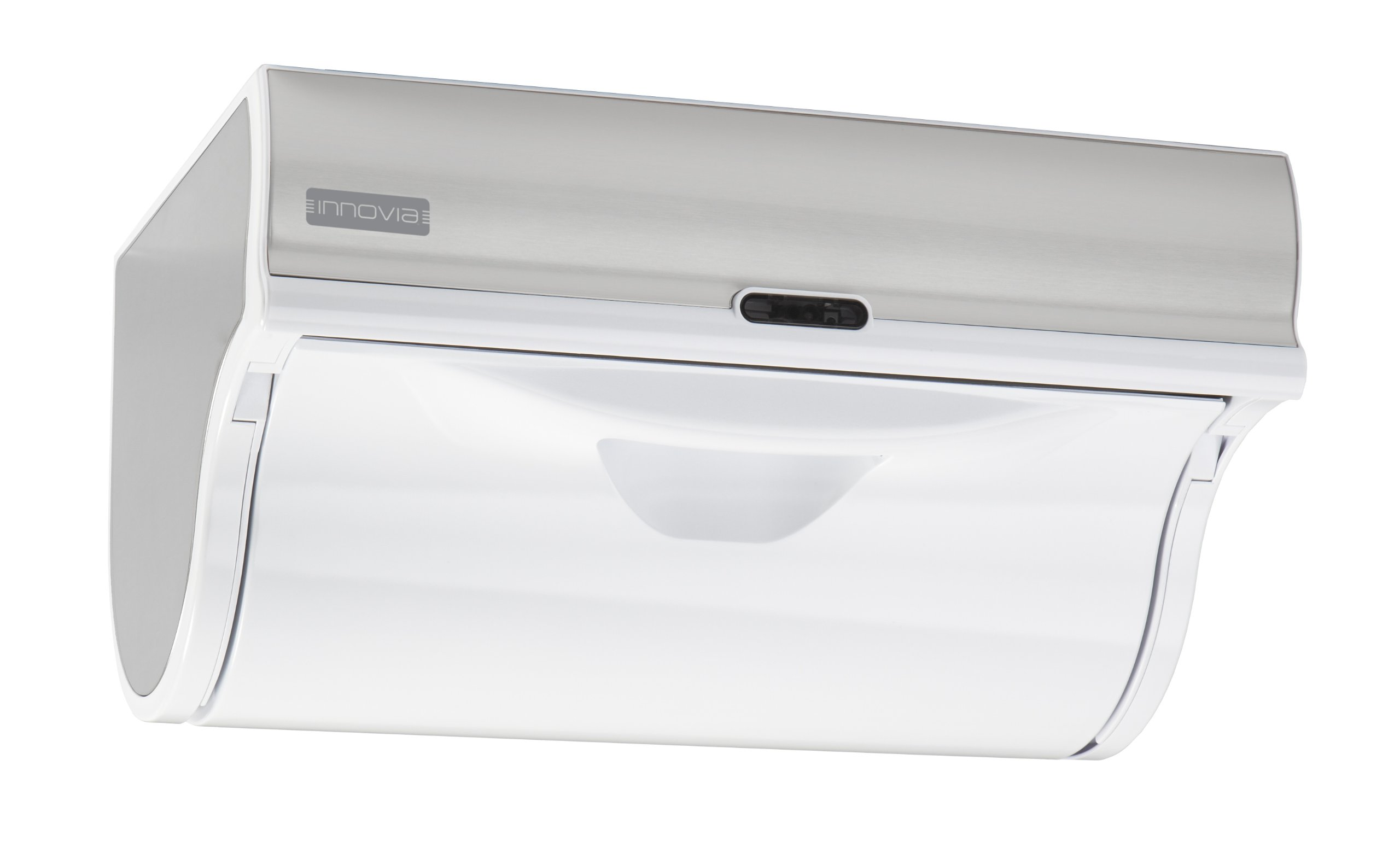 Innovia WB2-159W Automatic Paper Towel Dispenser, White by Innovia