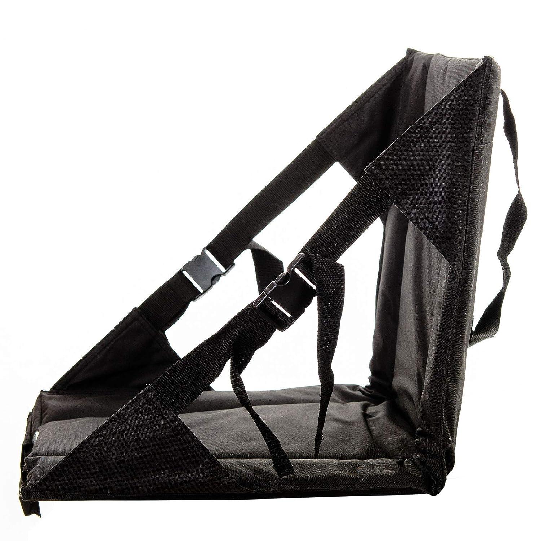 Beheizbarer Sitz Bottom Heater II mit   mit 7,4V Lithium Polymer Akku mit II USB-Anschluss   inkl. Ladegerät 4e5d88