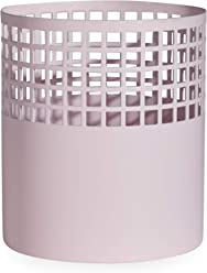 Now House by Jonathan Adler Grided Vase, Pink
