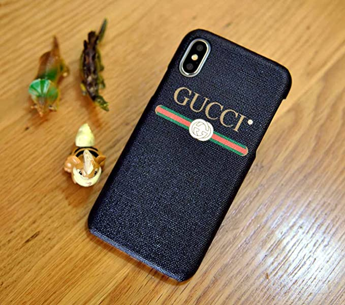 the best attitude e3724 310a3 TSLME Designer Inspired G Style case Cover Wallet Apple iPhone X 10 iPhone  Xs (iPhone X/XS) (Black, iPhone X/XS)