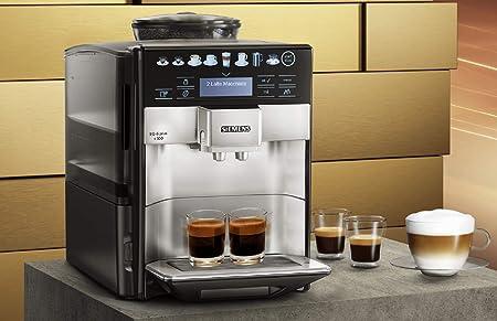 Siemens TE653311RW - Cafetera (Independiente, Máquina ...