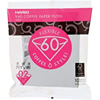 HARIO VCF-02-100W 100 Pieces 1-4 Cups of V60
