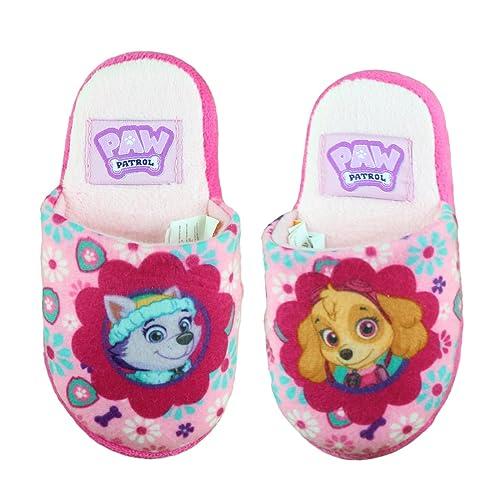 Sun City Zapatillas de casa Patrulla Canina Skye 29-30: Amazon.es: Zapatos y complementos
