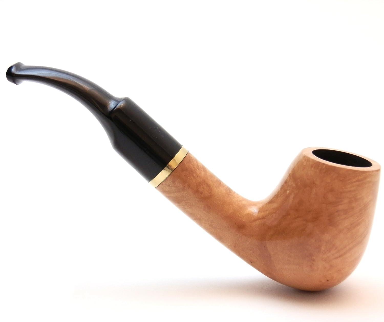 Briar Wood Pipe - Full Bent No 67 - Hand Made