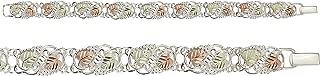 product image for 925 Sterling Silver Black Hills Chain Bracelet