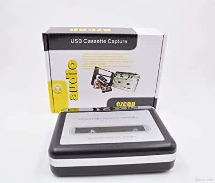 EZCAP USB CASSETTE CAPTURE DRIVERS FOR WINDOWS 8