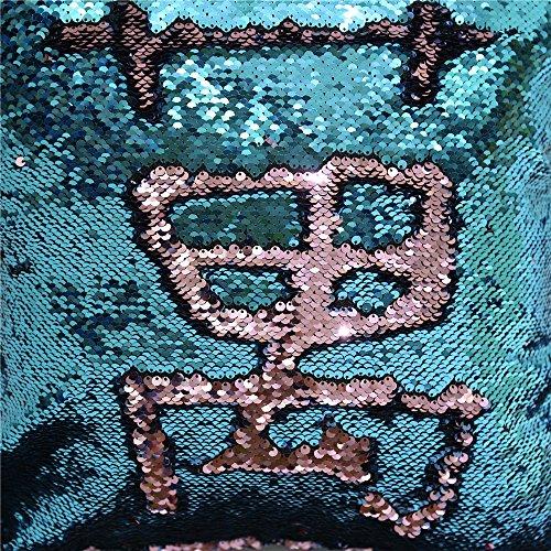TRLYC Turquoise Reversible Designer Handmade
