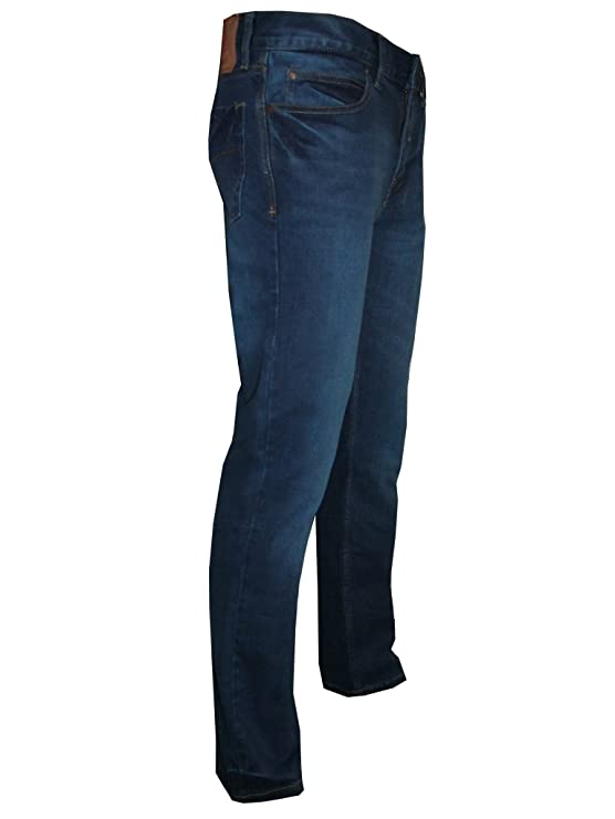 Mens Stretch Jeans Straight Leg Denim Supreme Quality Branded Malay 32/'/' to 42/'/'