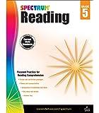 Spectrum | Reading Workbook | 5th Grade, 174pgs
