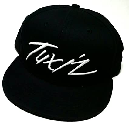Amazon.com   Tuxiz New Era 9Fifty Tuxedo Black White Skate Skateboard  Street Snapback Hat Cap   Sports   Outdoors 8bcc594d283