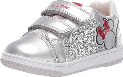 Rebobinar Sin alterar tinta  Geox Kids New Flick 13 Minnie Mouse (niña): Amazon.es: Zapatos y  complementos