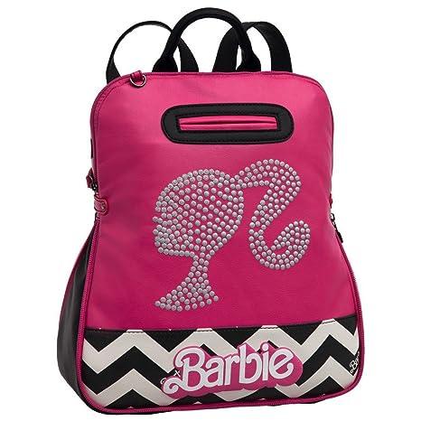 Mattel Barbie Dream Mochila Infantil, 13.02 litros, Color Rosa