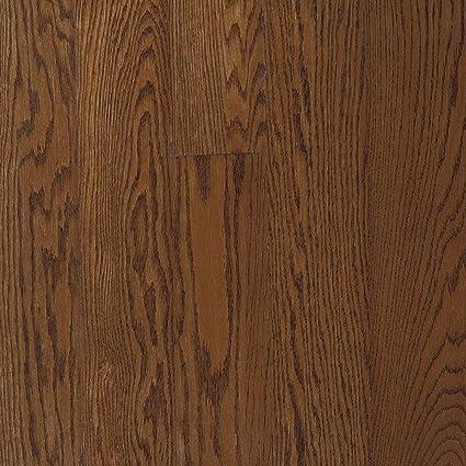 Fulton 325 Solid Red White Oak Flooring In Saddle Wood Floor