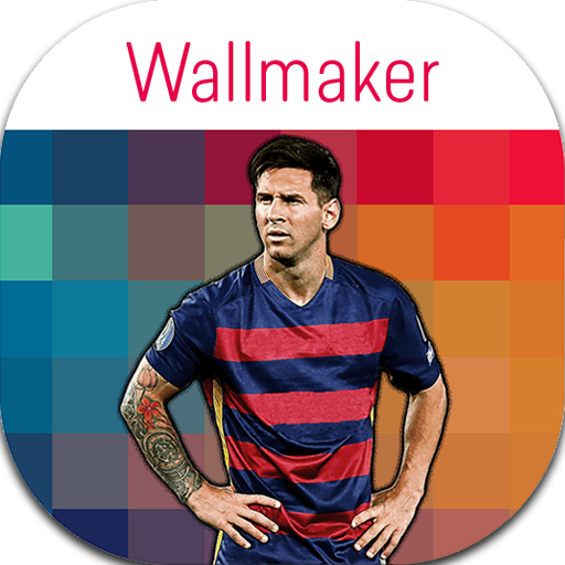 Wallmaker Messi Edition