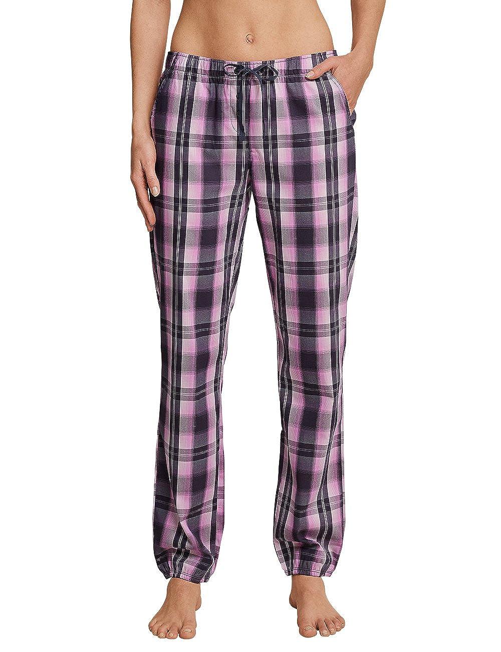 TALLA 38. Schiesser Mix & Relax Webhose Lang, Pantalones de Pijama para Mujer