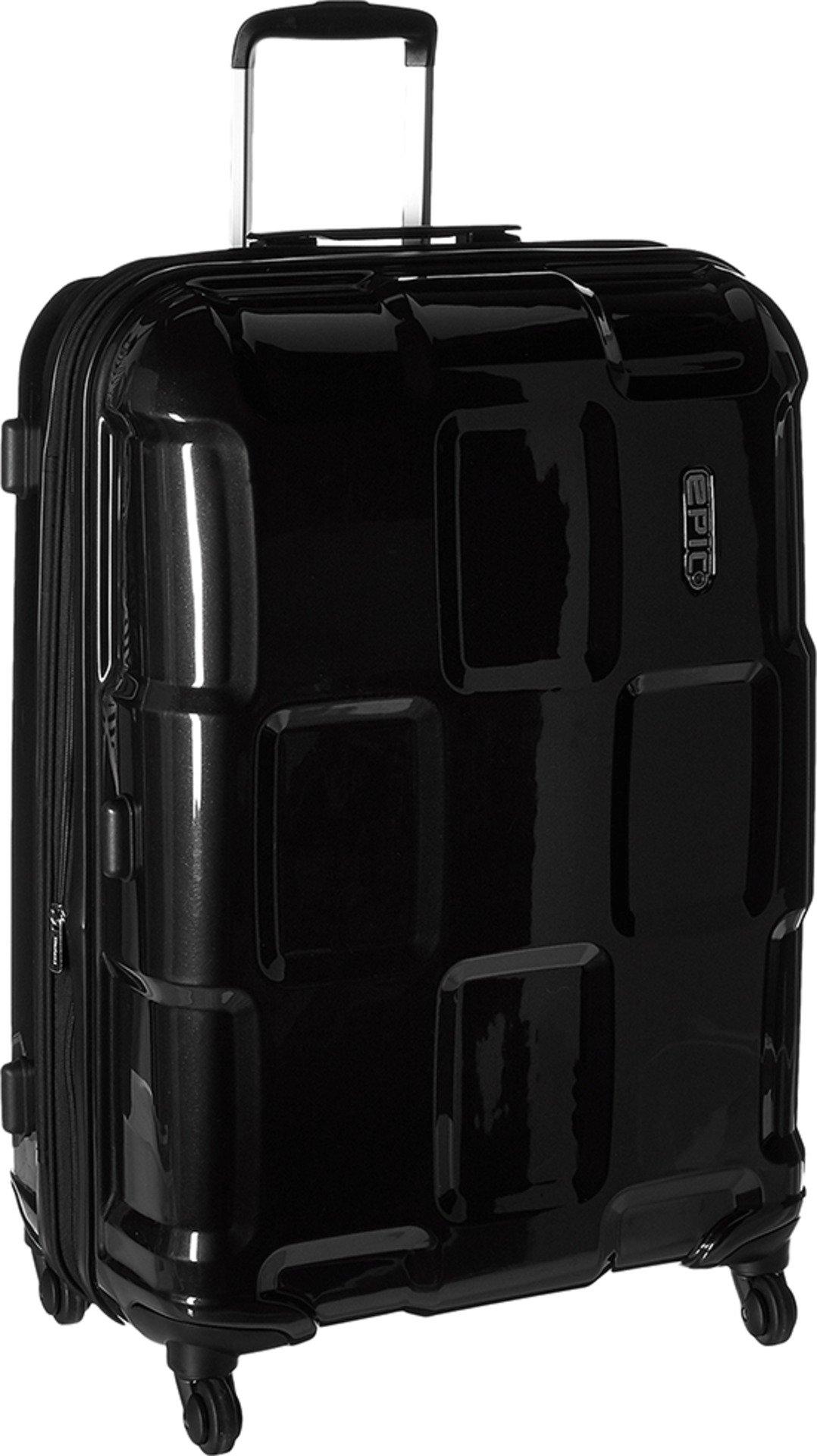 EPIC Crate EX 30'' H Trolley, Black Metal