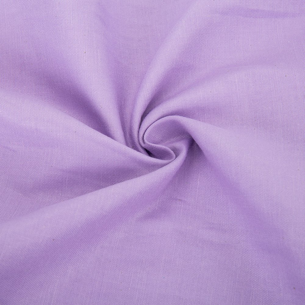 Fannybuy Pregnancy//Maternity Body Pillowcase U Shaped Total Body Pillow CASE 100/% Cotton Replacement Cover with Zipper Purple-Fit 55x31 inch coffee